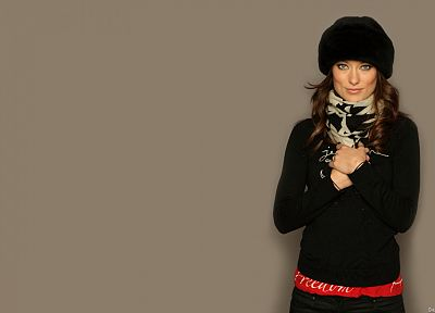 women, models, Olivia Wilde - desktop wallpaper