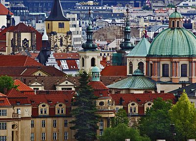 Prague, Czech Republic, cities - related desktop wallpaper
