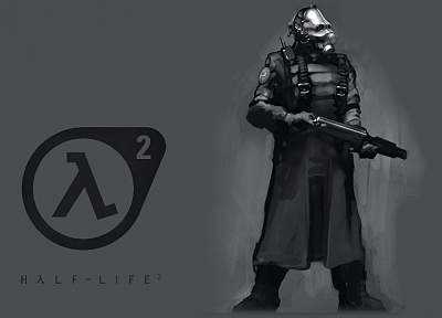 Half-Life, Combine - related desktop wallpaper
