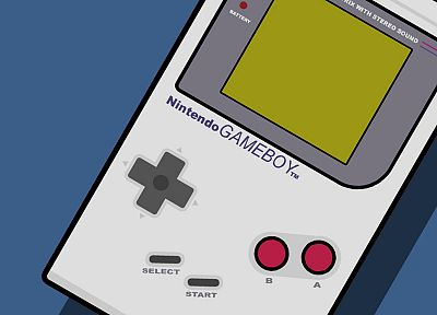 Nintendo, Gameboy - related desktop wallpaper