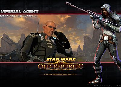 Star Wars, video games, republic, old, Star Wars: The Old Republic - desktop wallpaper