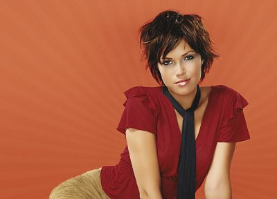 women, Mandy Moore - desktop wallpaper