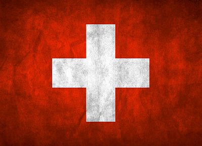 cross, red, white, flags, Switzerland - desktop wallpaper