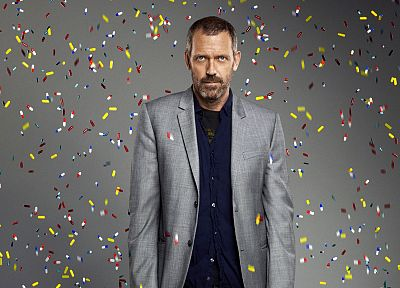 lupus, Hugh Laurie, pills, Gregory House, House M.D. - desktop wallpaper