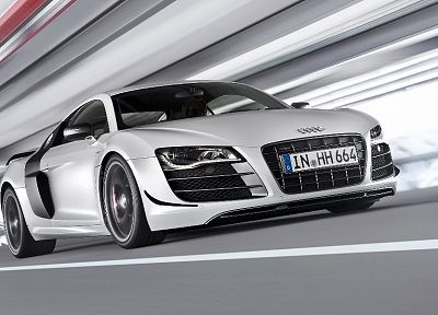 cars, Audi, Audi R8, white cars - random desktop wallpaper
