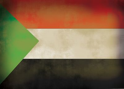 flags, Sudan - random desktop wallpaper