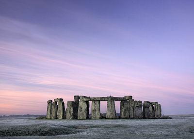 architecture, fields, Stonehenge, history, skyscapes - random desktop wallpaper