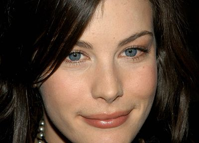 women, Liv Tyler - desktop wallpaper