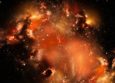 outer space, artistic, stars - related desktop wallpaper