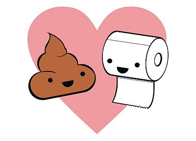 funny, toilet paper, simple background - related desktop wallpaper