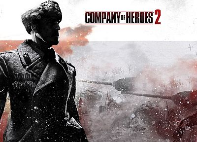 Company Of Heroes - desktop wallpaper