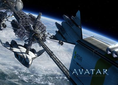 outer space, Avatar - related desktop wallpaper