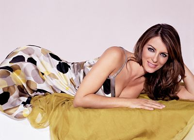 women, Elizabeth Hurley - random desktop wallpaper