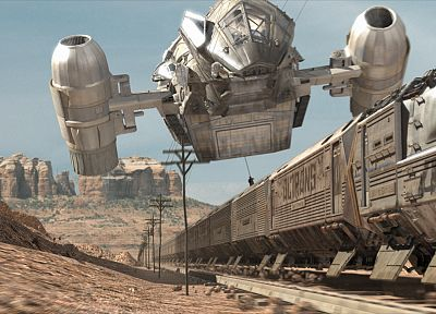trains, Firefly, vehicles - random desktop wallpaper
