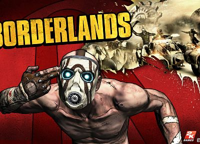 video games, Borderlands, vilains - related desktop wallpaper