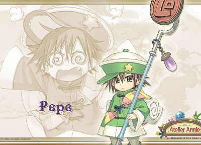 Atelier Annie - random desktop wallpaper