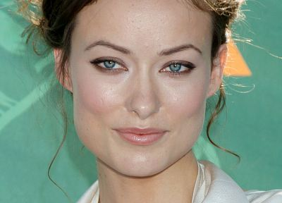 women, models, Olivia Wilde, faces - desktop wallpaper