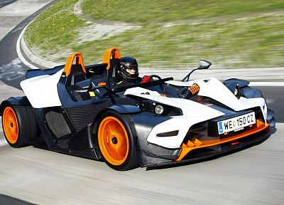 cars, ktm, vehicles, KTM X-BOW, KTM X-Bow R - desktop wallpaper