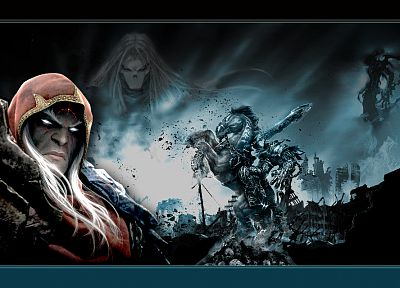 video games, war, Darksiders - desktop wallpaper