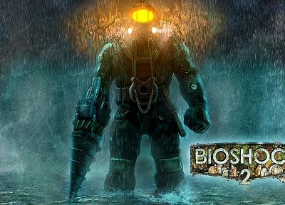 BioShock 2 - desktop wallpaper