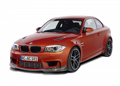 cars, BMW 1 series M Coupe, BMW 1 Series, AC Schnitzer - random desktop wallpaper