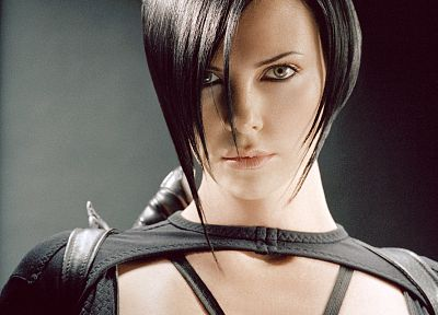 Charlize Theron, Aeon Flux - random desktop wallpaper