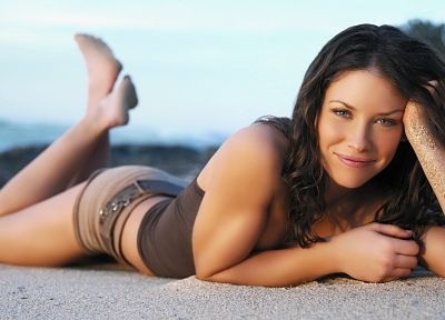 women, Evangeline Lilly - random desktop wallpaper