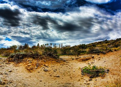 landscapes, HDR photography - desktop wallpaper