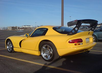 cars, vehicles, Dodge Viper - desktop wallpaper