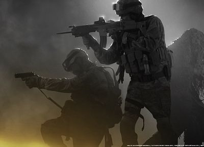 soldiers, video games, Call of Duty, Call of Duty: Modern Warfare 2 - related desktop wallpaper