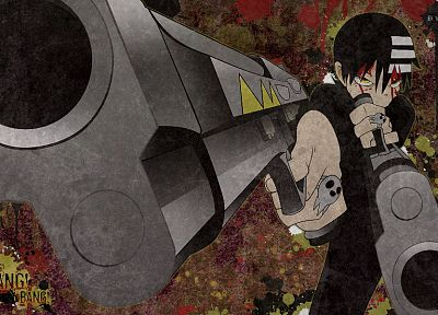 Soul Eater, Death The Kid - random desktop wallpaper