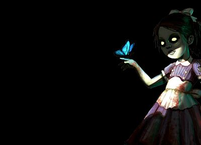 Little Sister, BioShock - related desktop wallpaper