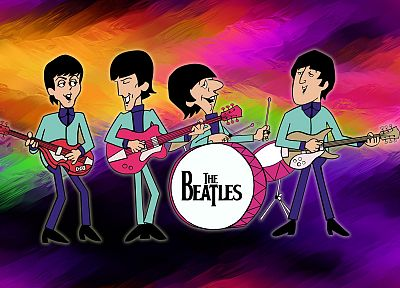 music, The Beatles - random desktop wallpaper