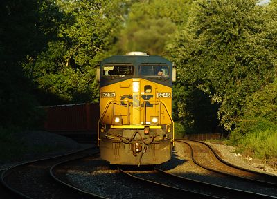 engines, trains, railroad tracks, vehicles, railroads - related desktop wallpaper