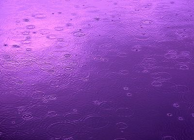 water, rain - random desktop wallpaper