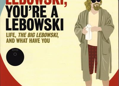 The Dude, The Big Lebowski, movie posters - related desktop wallpaper