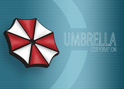 video games, movies, Resident Evil, Umbrella Corp., logos - desktop wallpaper