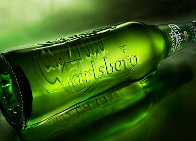 beers, Carlsberg, drinks - random desktop wallpaper