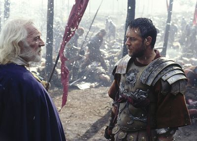 movies, Gladiator (movie), Russell Crowe - related desktop wallpaper