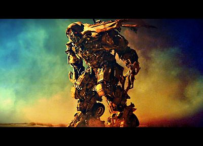Transformers, movies, deserts, Megatron, screenshots, Decepticons - random desktop wallpaper