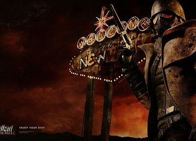 video games, Fallout, Fallout: New Vegas - related desktop wallpaper