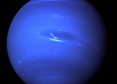 outer space, planets, Neptune - desktop wallpaper