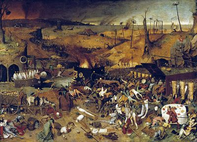 paintings, death, apocalypse, Hieronymus Bosch - related desktop wallpaper