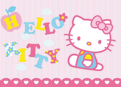 Hello Kitty - random desktop wallpaper