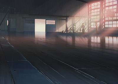 Makoto Shinkai, anime, The Place Promised in Our Early Days - related desktop wallpaper