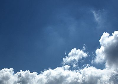 clouds, panorama, skyscapes, skies - desktop wallpaper