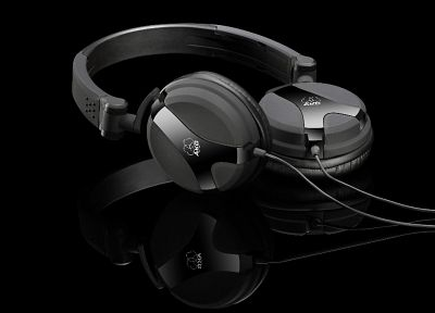 headphones, AKG Acoustics - random desktop wallpaper