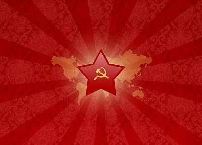 communism, CCCP - desktop wallpaper