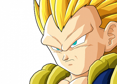 blondes, Son Goten, Dragon Ball Z, simple background - random desktop wallpaper