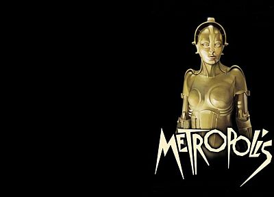 Metropolis - random desktop wallpaper